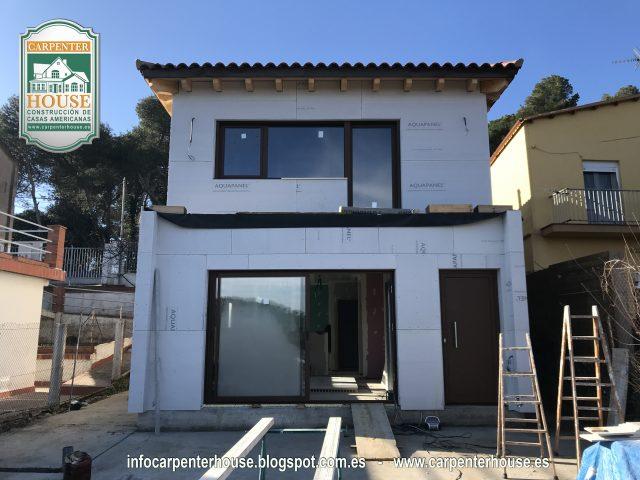 4ª Fase construcción en Les Planes (Sant Cugat del Vallès)